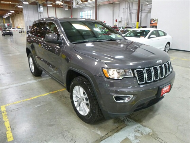 Certified PreOwned 2017 Jeep Grand Cherokee Laredo 4D Sport